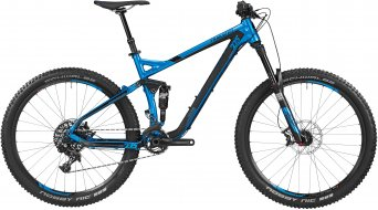 """Bergamont Trailster 9.0 27.5"""" VTT vélo hommes-roue taille fjord blue/black Mod. 2016"""