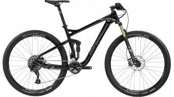 Bergamont Contrail 8.0 29 MTB bici completa Caballeros-rueda negro/anthracite/gris Mod. 2016