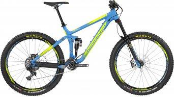 Bergamont EnCore Team 650B/27.5 MTB bike cyan/neon yellow (matt) 2017