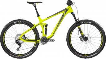 Bergamont Trailster 10.0 carbon 650B/27.5 MTB bike neon yellow/black (matt) 2017