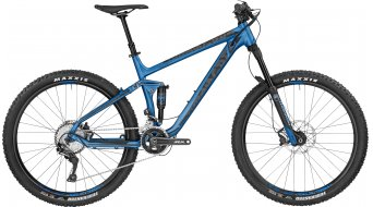 Bergamont Trailster 6.0 650B/27.5 MTB bike blue/black (matt) 2017