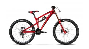 Dartmoor Roots Pro 650B bici completa . red devil
