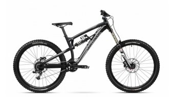 Dartmoor Roots 650B/27.5 bici completa negro angel