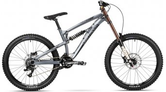 Dartmoor Roots 650B bici completa grey angel