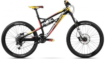 Dartmoor Wish Bikepark 26'' bici completa . black/miami vice