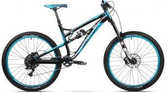 Dartmoor Wish Enduro 650B vélo taille L black-turquoise