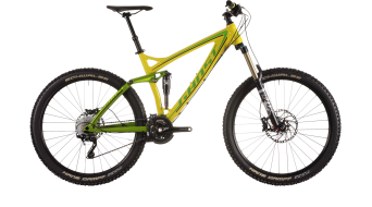 Ghost Cagua 5 650B/27,5 MTB bike limegreen/green/black 2015