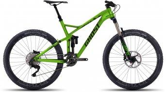 Ghost FRAMR 7 650B/27,5 MTB bici completa verde/negro Mod. 2016