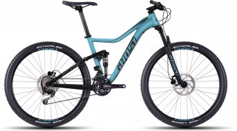 Ghost Lanao FS 2 650B/27,5 MTB bici completa Señoras-rueda Señoras-rueda azul/negro Mod. 2016