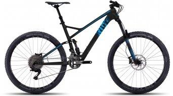 "Ghost Riot 6 LC 650B/27,5"" VTT vélo taille black/blue/darkblue Mod. 2016"