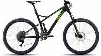 Ghost Riot 8 LC 650B/27,5 MTB bici completa mis. M black/green/darkgreen mod. 2016