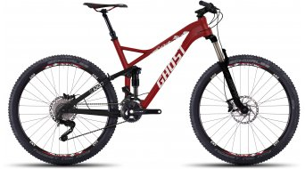 Ghost SLAMR 7 650B/27,5 MTB bike darkred/black/white 2016