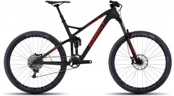 "Ghost SLAMR X 10 LC 650B/27,5"" VTT vélo taille black/red/darkred Mod. 2016"