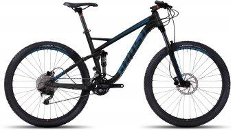 Ghost Kato FS 2 AL 650B/27.5 MTB bike black/riot blue/monarch orange 2017