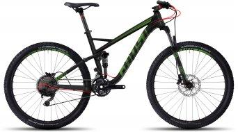 Ghost Kato FS 3 AL 650B/27.5 MTB bici completa . black/riot green/neon red mod. 2017