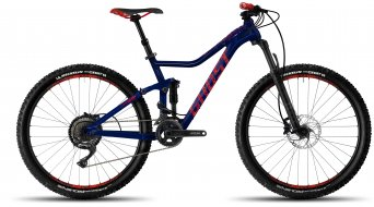 Ghost DREAMR 4 AL 650B / 27.5 MTB Komplettrad Damen-Rad blue dream/riot red/monarch orange Mod. 2017