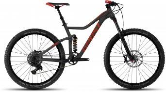 Ghost DREAMR X 7 AL 650B/27.5 MTB bici completa Señoras-rueda titanium gray/riot rojo/monarch naranja Mod. 2017