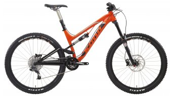 KONA Process 153 650B bike orange 2014