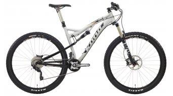 Kona Satori bici 29er twentyniner bici completa tamaño 40,64cm (16) blanco Mod. 2014