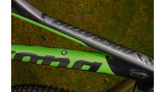 Kona Operator bici completa tamaño S negro(-a)-verde Mod. 2014