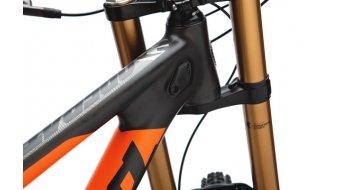 Kona Operator Supreme Komplettbike Gr. S schwarz-orange Mod. 2014