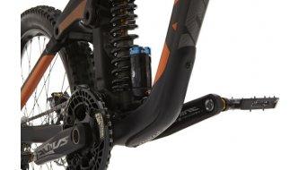 KONA Operator Supreme bici completa mis S nero- arancione Mod. 2014