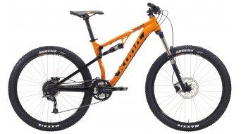 KONA Precept DL 650B bike matt orange 2015