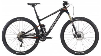 Kona Hei Hei Trail 29 Komplettbike black/grey Mod. 2016