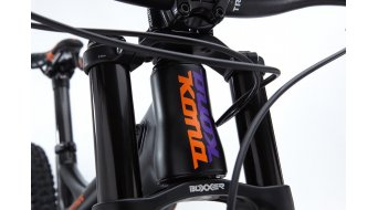 Kona Supreme Operator 26 Komplettbike Gr. S carbon/black/team orange/purple Mod. 2016