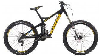 Kona Operator 26 Komplettbike carbon/black/yellow/blue Mod. 2016