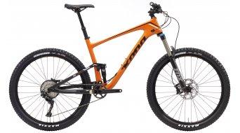 Kona Hei Hei Trail carbono 650B bici completa naranja Mod. 2017