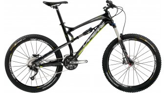 Lapierre Zesty 514 bike 2012