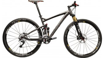 "Lapierre X-Control 829 29"" bike size 41cm matt black 2014"