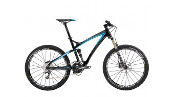 Lapierre X-Flow 612 carbon/aluminium Pendbox bike 2013