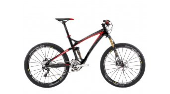 Lapierre X-Flow 712 carbon Pendbox bike 2013