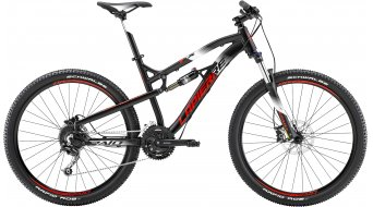 Lapierre Raid FX 650B/27.5 MTB bike black/red/white matt 2015