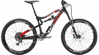 Lapierre Spicy Team e:i shock 650B/27.5 MTB bike black/white/red matt 2015