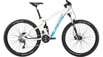 Lapierre X-Control 227 Lady 650B/27.5 ladies MTB bike white/orange/cyan blue matt 2015