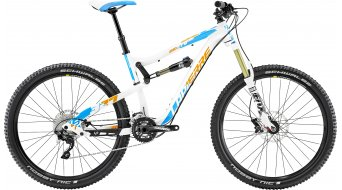 Lapierre Zesty AM 327 Lady 650B/27.5 ladies MTB bike white/orange/cyan blue matt 2015