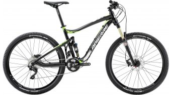 Lapierre X-Control 327 650B/27.5 MTB bike black/green fluo/white matt 2015