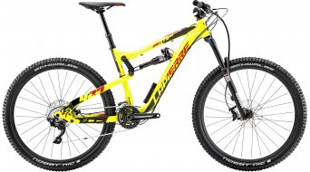 Lapierre Zesty AM 427 e:i shock 650B/27.5 MTB bike yellow/black/red glossy 2015