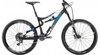 Lapierre Zesty AM 827 e:i shock 650B/27.5 MTB bike black/white/blue matt 2015
