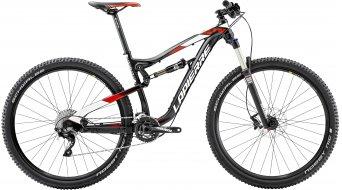 Lapierre Zesty TR 329 29 MTB bike black/red/white matt 2015