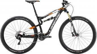 Lapierre Zesty TR 429 29 MTB bike black/orange/white matt 2015
