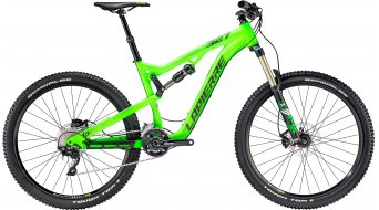 Lapierre Zesty AM 327 27.5/650B MTB bike 2016