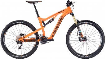 Lapierre Zesty AM 427 27.5/650B MTB bici completa . mod. 2016