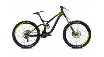 NS Bikes Fuzz 1 650B/27.5 bici completa . black/green mod. 2016