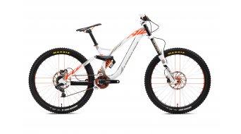 NS Bikes Fuzz 2 650B/27.5 bici completa . white/red mod. 2016