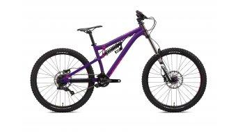NS Bikes Soda Evo Coil 650B / 27.5 Komplettbike Gr. L purple Mod. 2016