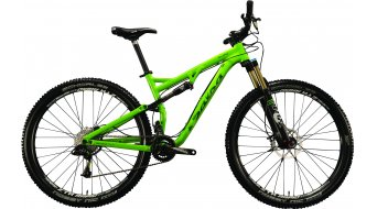 Salsa Horsethief 2 29 bici completa tamaño S light tequilla lime Mod. 2014